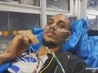 Em vídeo, Neto agradece apoio ao embarcar para o Brasil: 'Grato a Deus'