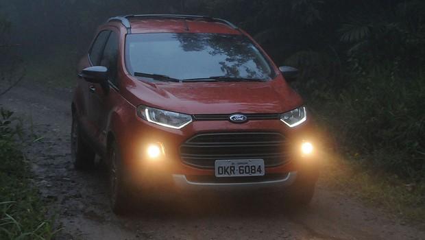 Ford Ecosport 4x4 (Foto: Ford)