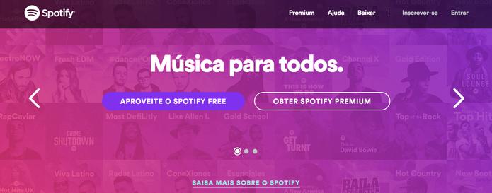 Spotify altera preços para planos individual e familiar (Foto: Reprodução/Camila Peres)