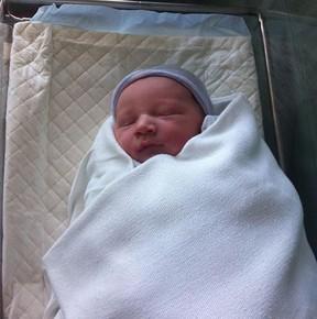 Elijah, filho de Heather Morris (Foto: Instagram / Reprodução)