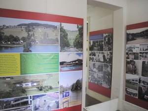 Mostra retrata diversos momentos da Seleção Brasileira em Teresópolis (Foto: Divulgação/Ascom Prefeitura deTeresópolis/Roberto Ferreira)