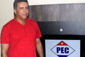 Geraldo acopmanha do Enxuga Rato desde a década de sessenta (Foto: Marco Freitas)