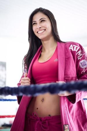 Bruna Vargas MMA Bellator (Foto: Divulgação)