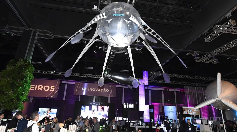 O painel foi realizado durante o Congresso da Inovação da CNI e do Sebrae (Foto: Divulgação)