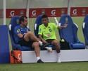 Dunga entende críticas a Neymar,  mas pede apoio ao capitão do Brasil