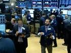 Bolsas de valores voltam a cair no mundo todo
