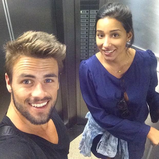 Rafael e Talita (Foto: Instagram / Reprodução)