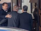 Lula veio enfatizar importância do PMDB, diz líder do governo no Senado