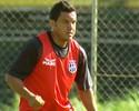 """Marcinho diz que quer jogar no Rio Claro: """"Por mim já estaria treinando"""""""