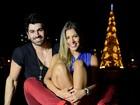 Após susto, ex-BBB Adriana planeja fim de ano tranquilo com Rodrigão