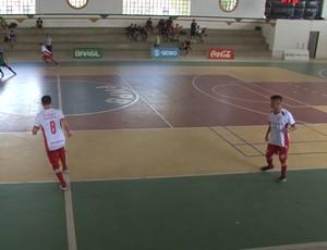 Amorim é atual tetracampeão do futsal (Foto  Reprodução) d1f21d4161cf2