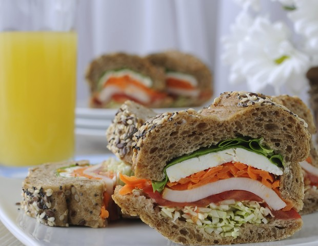lanche; alimentação; comida (Foto: Thinkstock)