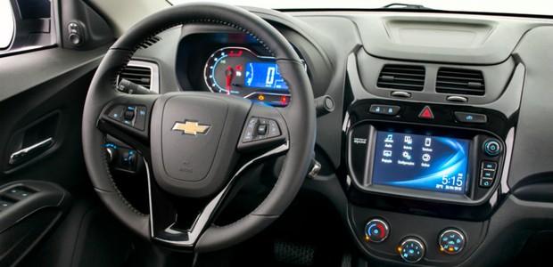 Chevrolet Cobalt Elite 2017 (Foto: Divulgação)