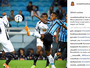 Nas redes sociais, torcedores fazem campanha por Ronaldinho na Chape