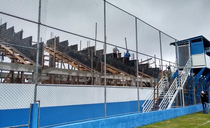 Agua Santa Estadio  (Foto: Yan Resende)