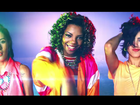 Mc Ludmilla lança clipe da música 'Hoje'