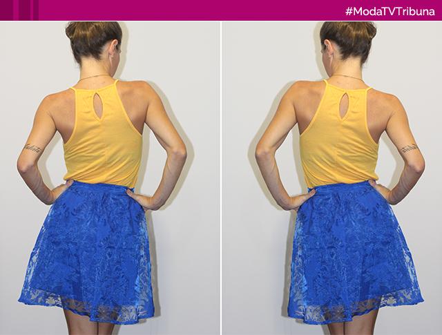 Aprenda a combinar cores de roupas (Foto: Arquivo Pessoal/Patricia Simão)