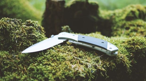 faca, arma, arma branca (Foto: Reprodução/Pexels)