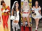 Enquete: Qual melhor fantasia dos famosos no Halloween?