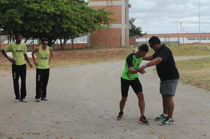 Marciano Barros, Francisco Daniel, APA, Petrolina (Foto: Emerson Rocha)