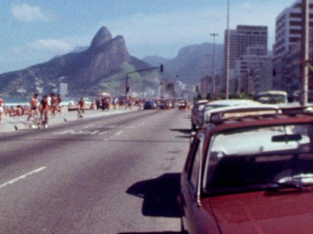 Rio de Janeiro na década de 70 (Foto: TV Globo)