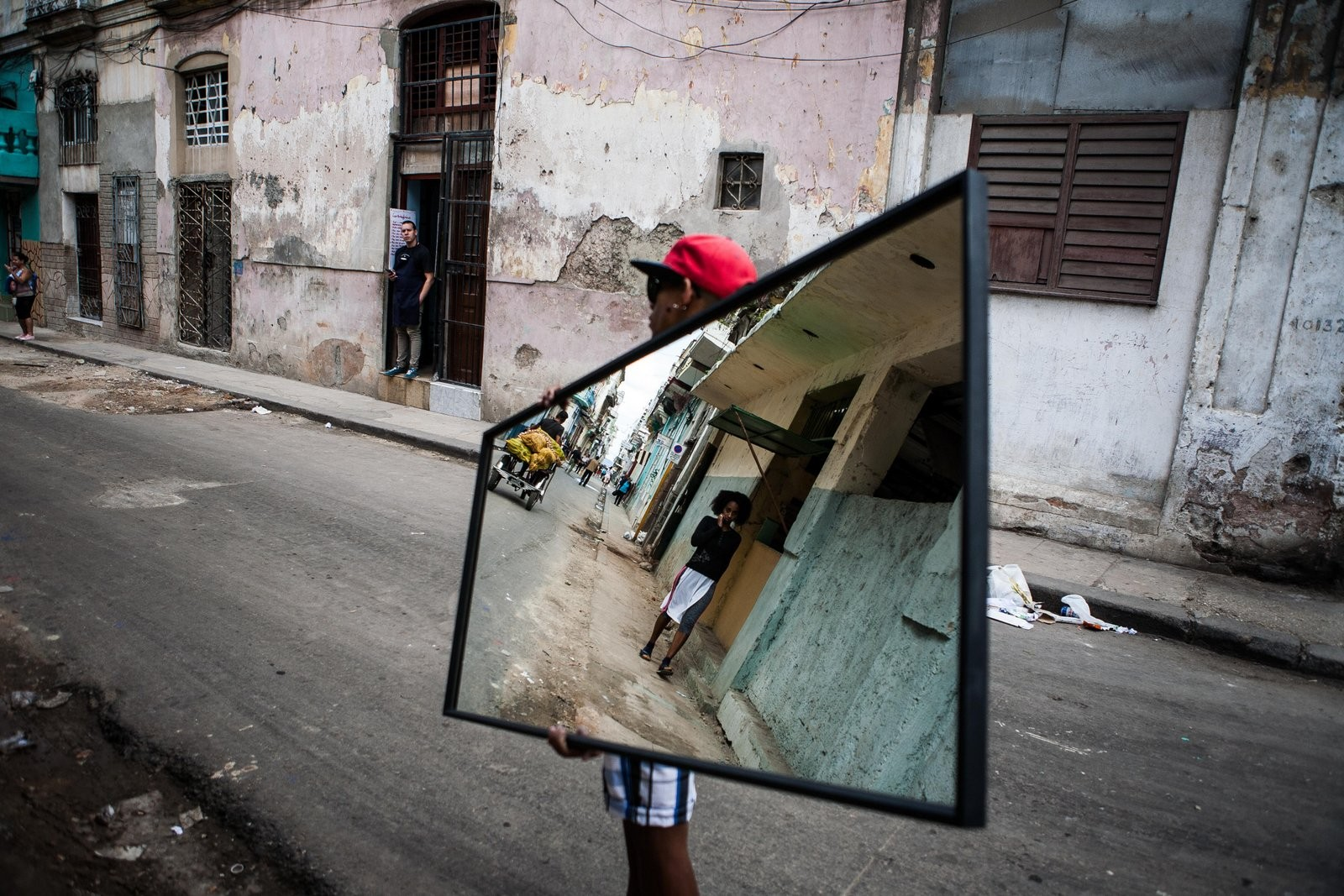communism and everyday life in Cuba (Foto: David Tesinsky)