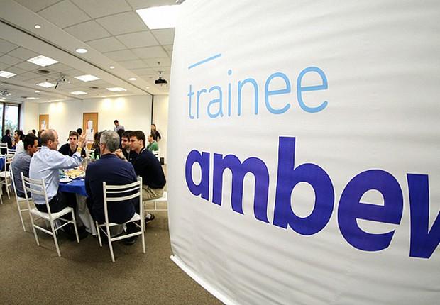 Programa de trainee da Ambev (Foto: Divulgação)