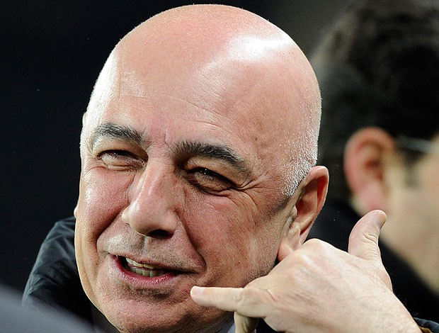 Adriano Galliani do Milan (Foto: Getty Images)