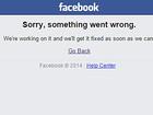 Facebook e Instagram ficam fora do ar para usuários nesta terça-feira