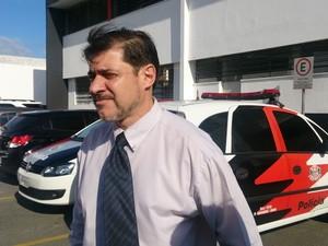 Advogado de Elisângela, Fábio Baptista acredita que sua cliente não cometeu o crime de tortura (Foto: LG Rodrigues / G1)