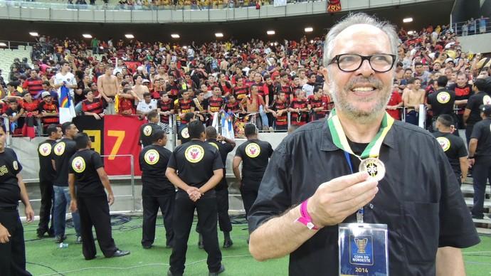 João Humberto Martorelli Sport (Foto: elton de Castro)