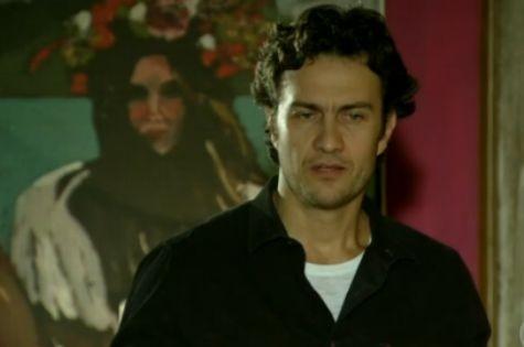 Gabriel Braga Nunes, o Laerte de 'Em família' (Foto: Reprodução)