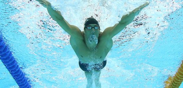 O nadador Michael Phelps (Foto: Getty Images)