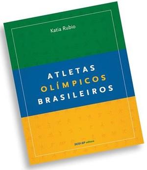 Capa do livro Atletas Olímpicos Brasileiros (Foto: Divulgação)