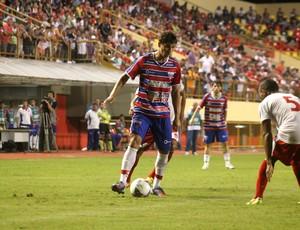 Rio Branco e Fortaleza se enfrentam na Arena da Floresta (Foto: João Paulo Maia)
