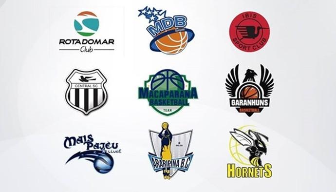 segunda edição da liga pernambuco de basquete (Foto: Reprodução / Facebook)
