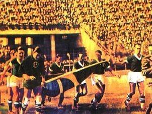 Arrancada Heroica Palmeiras (Foto: reprodução)