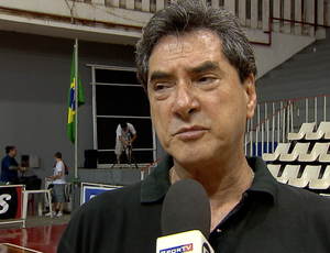 Jaques Sherique, engenheiro de segurança e vice-presidente do Conselho Regional de Engenharia e Arquitetura do Rio de Janeiro (Foto: Reprodução/SporTV)