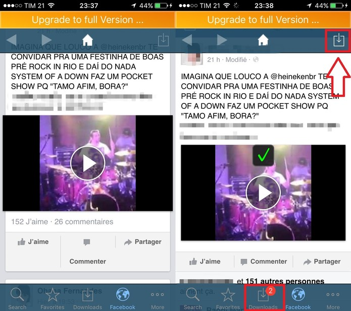 app para baixar videos do facebook