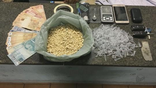 Comerciante é preso com drogas em casa e carros clonados em Matão, SP