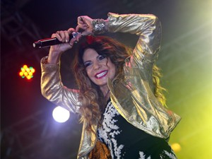 Elba Ramalho (Foto: Maur&#237;cio Vieira/G1)