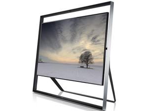 TV Samsung de ultra-alta definição com tela de 85 polegadas será vendida por R$ 100 mil no Brasil. (Foto: Divulgação/Samsung)