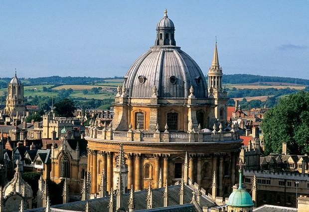 Universidade de Oxford, no Reino Unido (Foto: Divulgação/Nasir Hamid/University of Oxford)