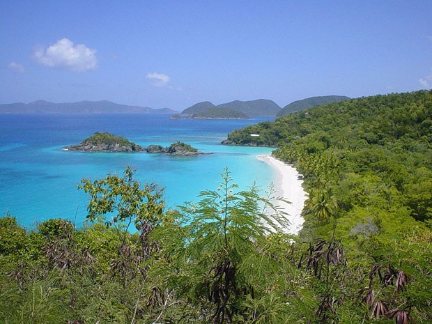 St John, nas Ilhas Virgens Americanas (Foto: Creative Commons/John Paul Ribaud)