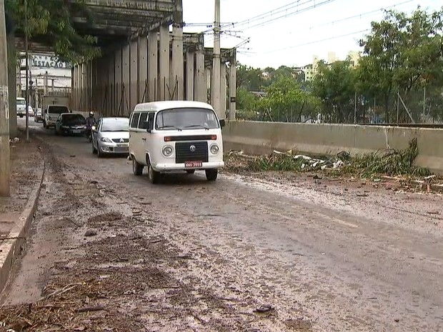 Avenida Vilarinho (Foto: Reprodução / TV Globo)