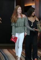 Look do dia: Marina Ruy Barbosa usa bolsa de R$ 20 mil e mostra boa forma