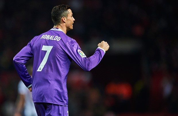 Cristiano Ronaldo (Foto: Getty Images)