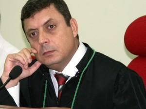 Herculano Nacif era titular da 5ª Vara Ambiental e Agrária de Rondônia (Foto: Justiça Federal/ Divulgação)