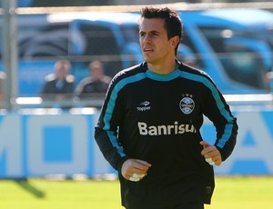 Marcelo Grohe é o novo titular do Grêmio (Foto: Lucas Uebel/Grêmio FBPA)