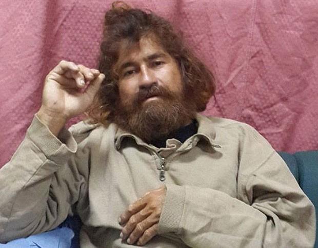 José Alvarenga ficou 13 meses à deriva no Oceano Pacífico (Foto: AP)